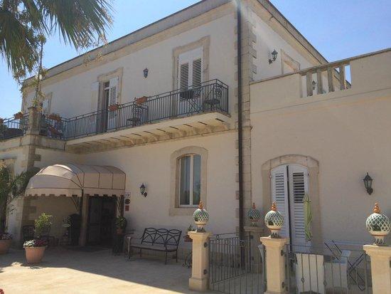 Hotel Principe di Fitalia Wellness & SPa: Hotel