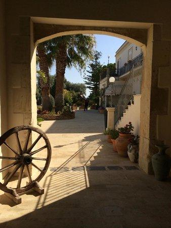 Hotel Principe di Fitalia Wellness & SPa: Hotelgelände - Anlage