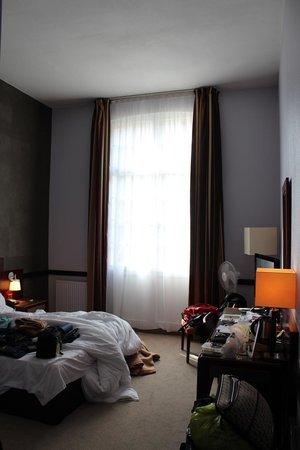 Couvent des Minimes - Alliance Lille : Bedroom