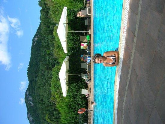 Corfu Sun Apartments: Чудесный бассейн
