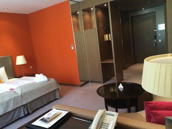 Austria Trend Hotel Savoyen Wien: Номер, 7 этаж