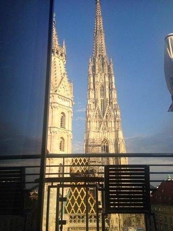 Hotel Am Stephansplatz: Zimmer mit Aussicht