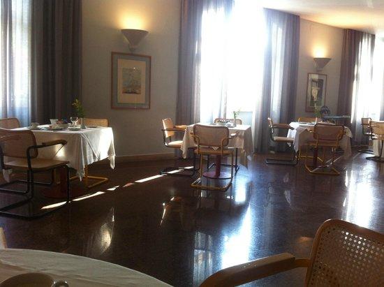 Grand Hotel Palace: La sala ristorante