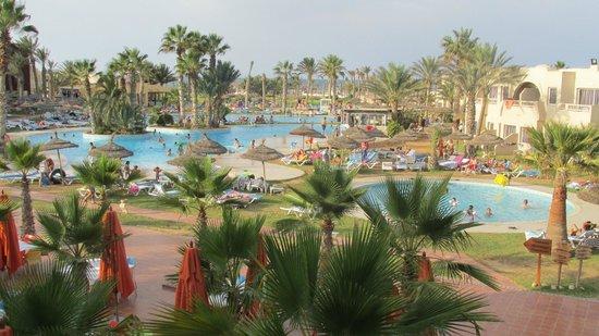 Welcome Meridiana Djerba : oasis de Ksar Ghilane (magnifique)