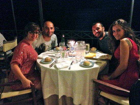 L'Antica Cartiera : La tavola! Grazie e Complimenti!