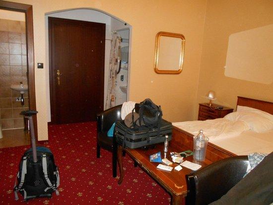 Altwienerhof: la mia camera