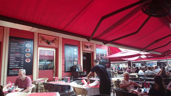 Brasserie Les Ponchettes
