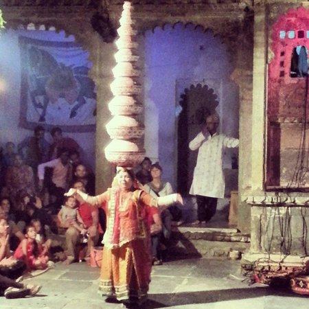 Dharohar Folk Dance: Matka dance