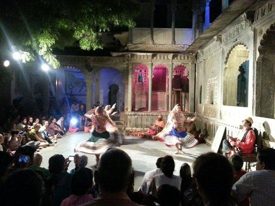 Dharohar Folk Dance: Dance..