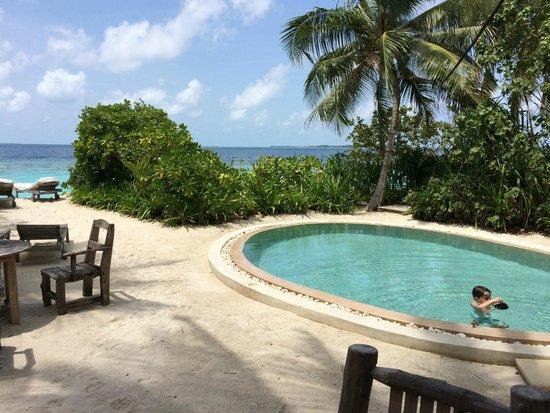 Soneva Fushi Resort: View from villa