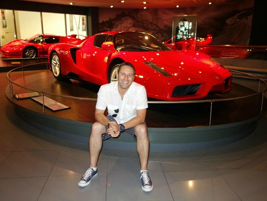 enzo ferrari picture of ferrari world abu dhabi abu dhabi. Cars Review. Best American Auto & Cars Review