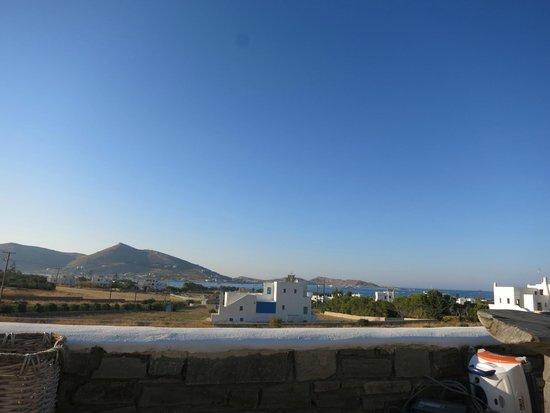 Anemoi Resort : vue de la piscine