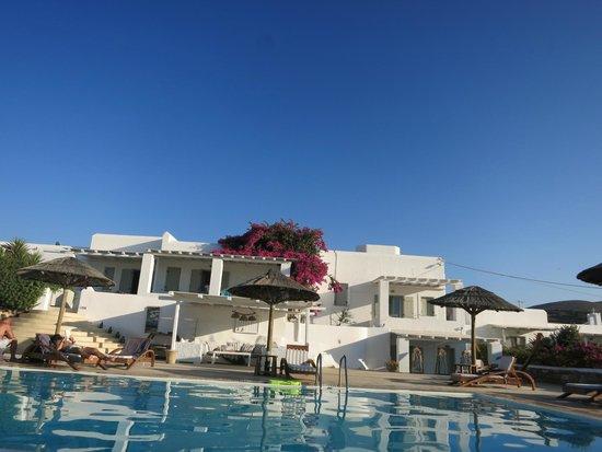 Anemoi Resort : hotel