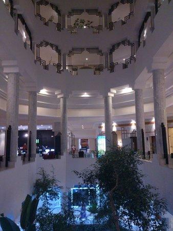 SENTIDO Aziza Beach Golf & Spa: Lobby area