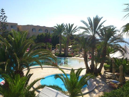 SENTIDO Aziza Beach Golf & Spa: pool area