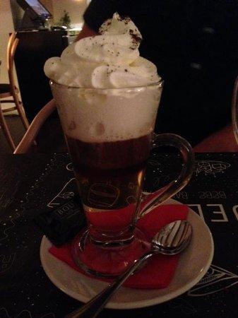 Agüelo013: Amazing irish coffee