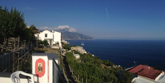 Hotel La Ninfa: This is why we came to Amalfi