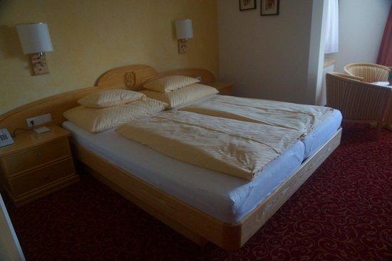 Hotel Schwaigerhof: Familiezimmer Rohrmoos 45m2 Elternschlafzimmer