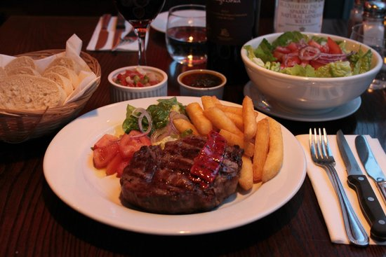 Photo of Steakhouse Constancia Argentine Grill at 52 Tanner Street, London SE1 3PH, United Kingdom