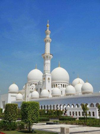 Mosquée Cheikh Zayed : Scheich-Zayid-Moschee