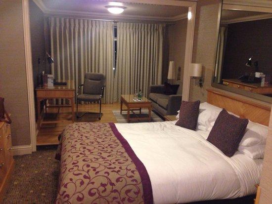 Hotel Pomme d'Or : Premier Room