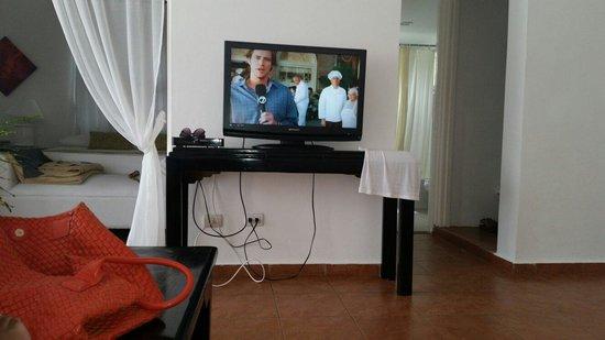 Puerto Plata Beach Resort: Living room