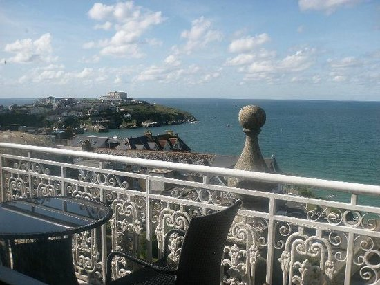 Legacy Hotel Victoria - Newquay: View from Balcony