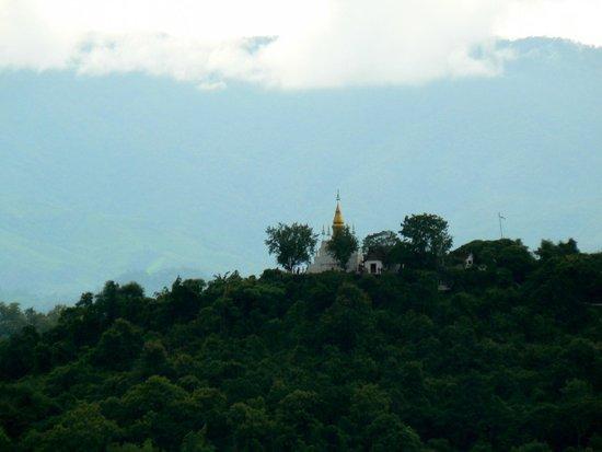 Wat Pa Phon Phao: Panorama