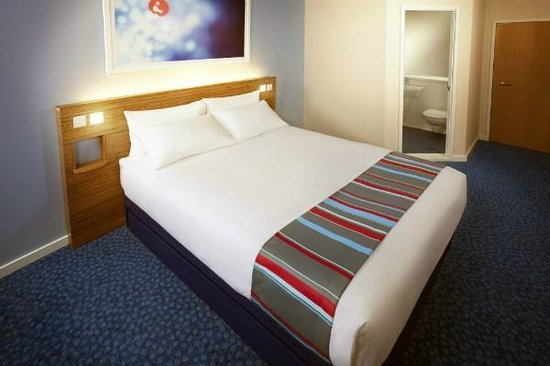 Travelodge Cardiff Central Queen Street: Double Room