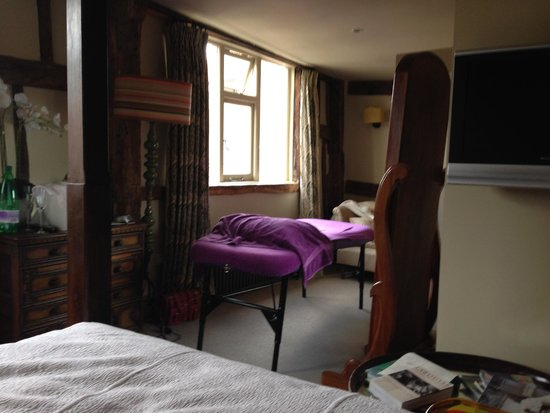 The George in Rye: In room Massages!
