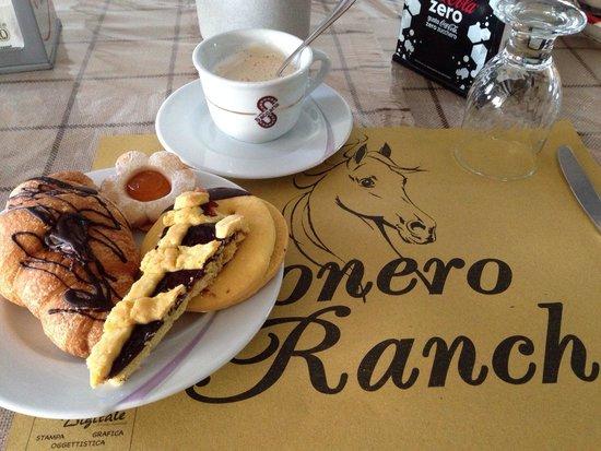 Conero Ranch : Breakfast!