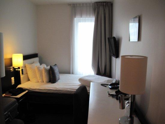 Clarion Hotel Stockholm: La camera