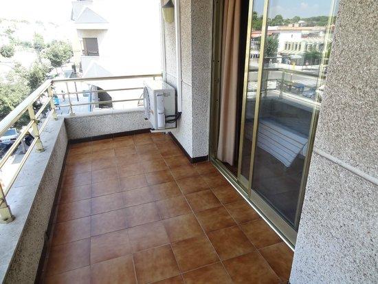 Hotel Victoria : terrasse