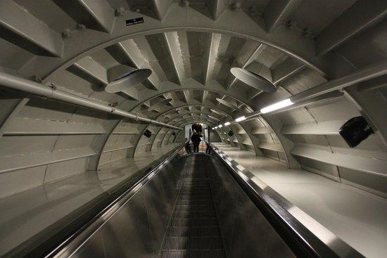 Atomium : Scala mobile