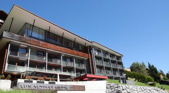 Hotel Lux Alpinae: Exterior view