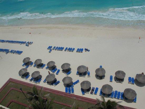 CasaMagna Marriott Cancun Resort: Vista nosso quarto