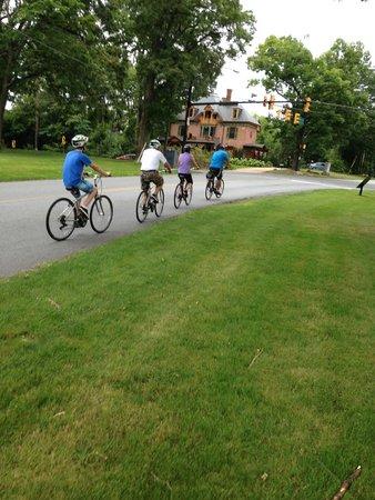 GettysBike Tours : Touring Seminary Ridge