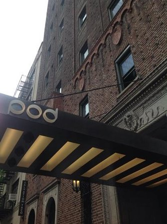 Pod 39 Hotel: Pod39