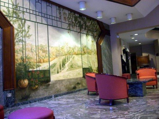 Bedford Hotel & Congress Centre: Reception area