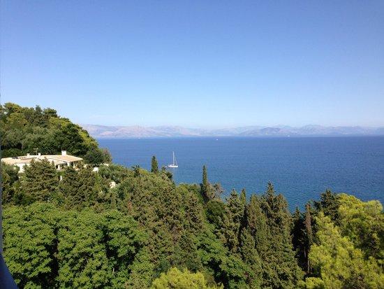 Corfu Holiday Palace: Sea View