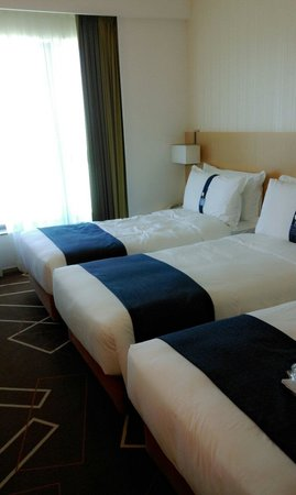 Holiday Inn Express HONG KONG KOWLOON EAST : 房間