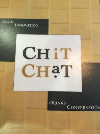 Chit Chat Diner: Look for