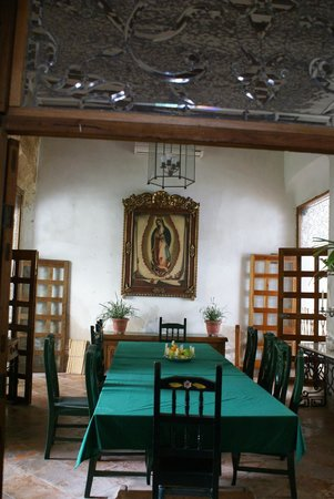 Restaurante El Meson del Marques: I wish I had taken more art photos