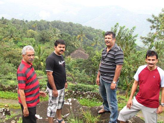 Urumbi Hill Palace Plantation Resort : Sanjay