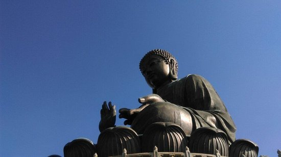 Lantau Island : 大佛1