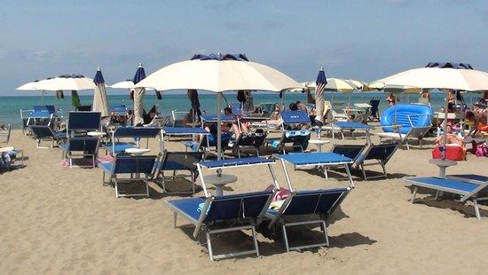 Argentario Osa Village: Spiaggia