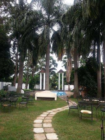 Sal Salinero Hotel : Pool