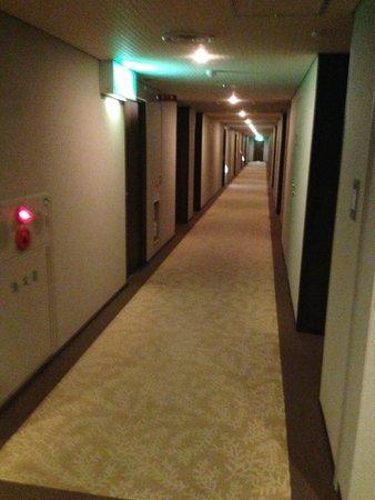 ART HOTEL Hirosaki City : Hall
