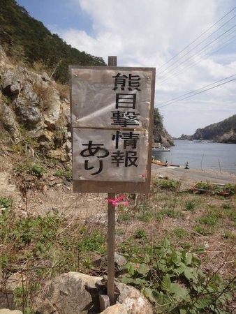 魹ヶ崎, 姉吉漁港