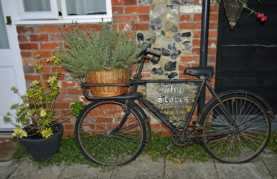 Ship Stores Guest House: Bike